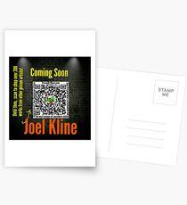 Joel kline  Postcards