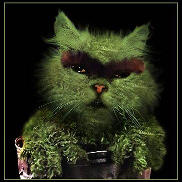 Winniford The Grouch...Oscars Trashy Cousin...lol by lizard911