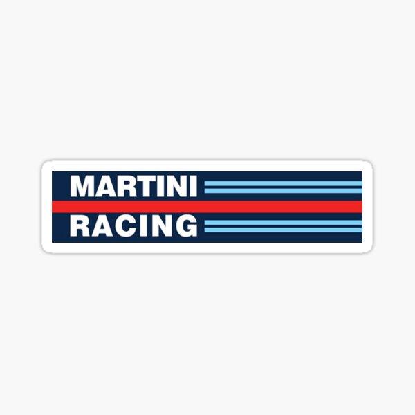course de martini Sticker