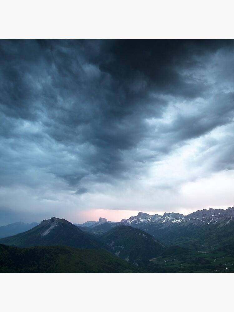 «Le Mont-Aiguille» par patricemestari