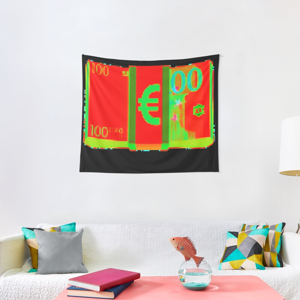 € DDD 8 by RootCat Tapestry