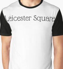 Leicester Square Graphic T-Shirt