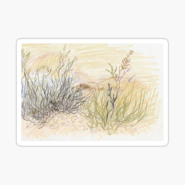 Wayside Weeds Sticker