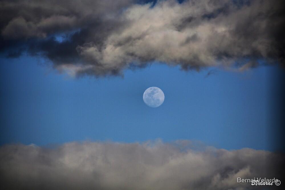 Moon  by Bernai Velarde PCE 3309