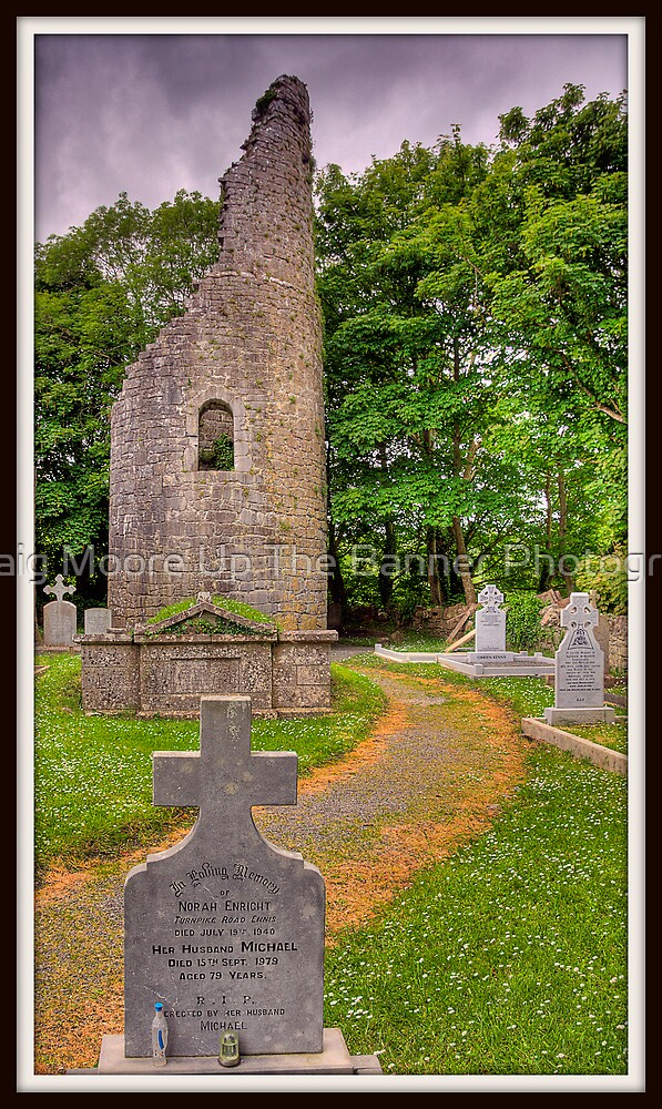 celtic moument burial ground, county clare, ireland. by Noel Moore Up The Banner Photography