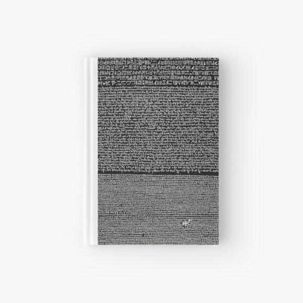 Rosetta Stone Hardcover Journal