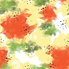 Watermelon Explosion #redbubble #watermelon by designdn