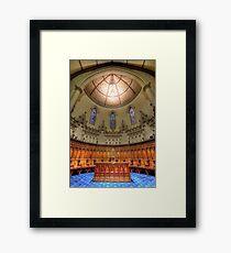 Scot's Church • Melbourne • Australia Framed Print