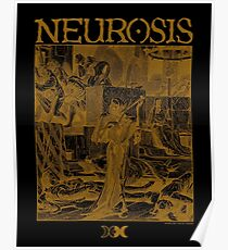 Neurosis Cult Band Poster