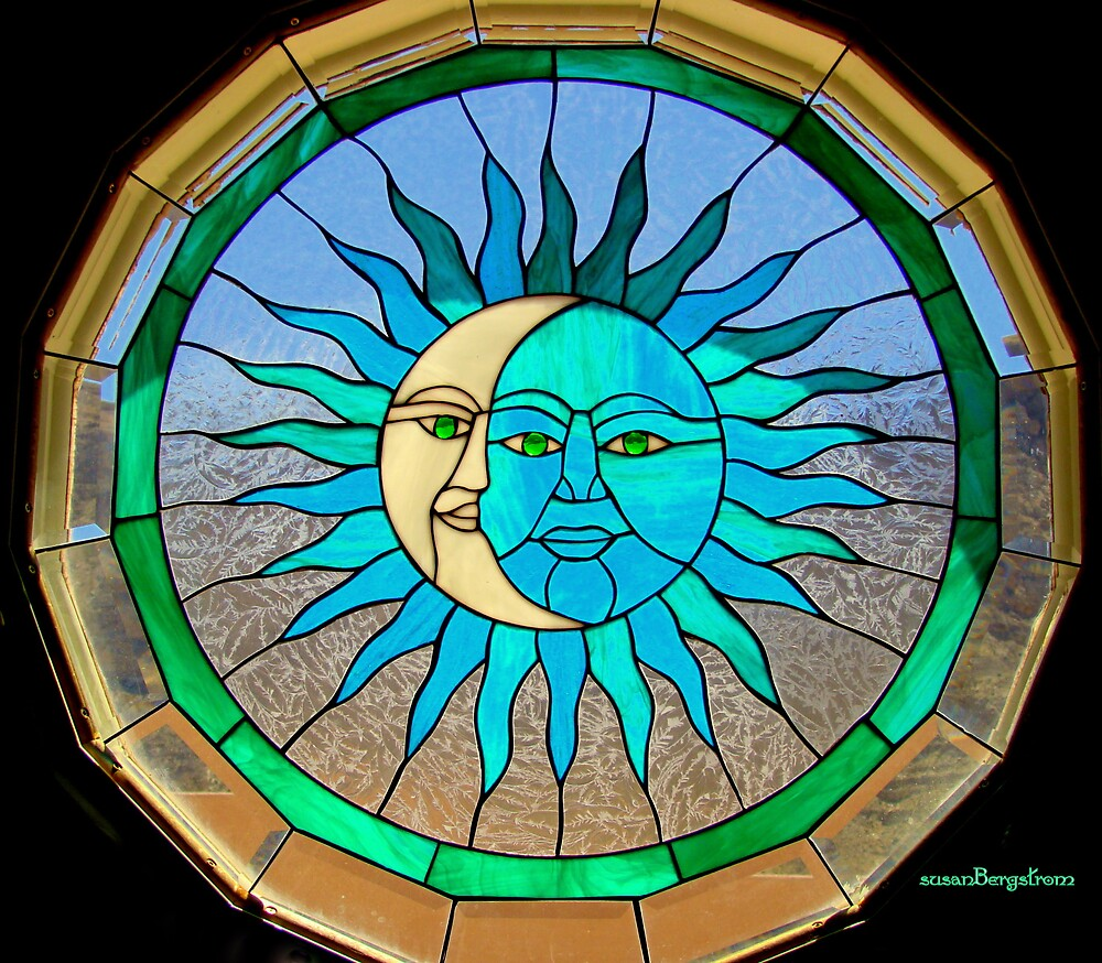 You Are My Sun And Moon by Susan  Bergstrom