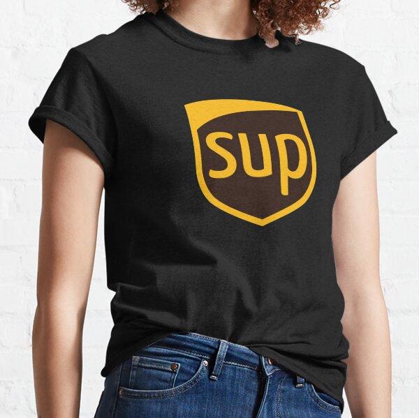 SUP-Ups-Parodie Classic T-Shirt