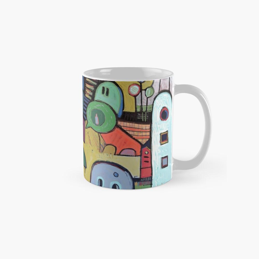 open to evoke Mug