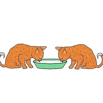 Twins! by KenKronberger