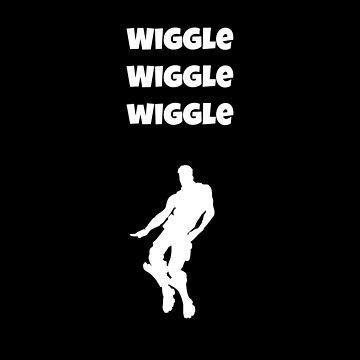 Wiggle Emote T-Shirt by leeseylee