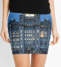 The Royal Liver Building Mini Skirt