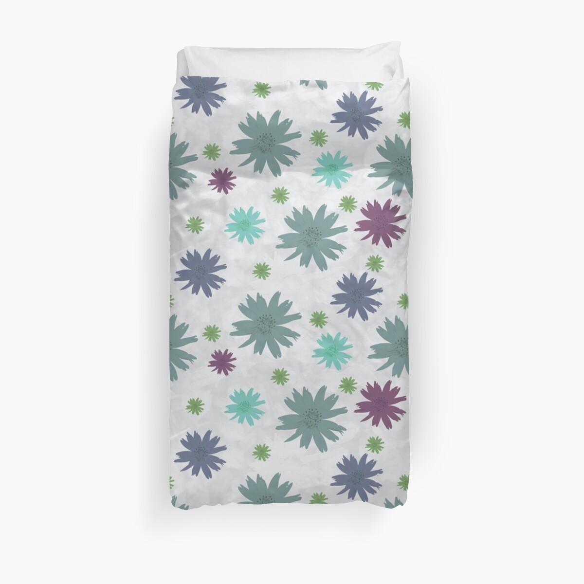 Flower pattern G by hutofdesigns