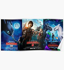 How To Train Your Dragon Posters Poster