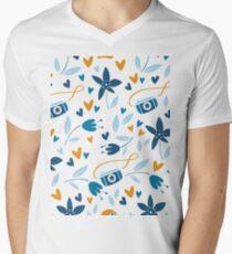 Forest walk Men's V-Neck T-Shirt