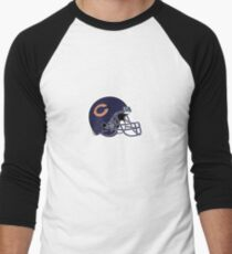 Chicago Bears - American Football - North Division  Men's Baseball ¾ T-Shirt