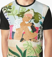 Miss Blogger Graphic T-Shirt