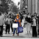 Gap Girl:  I Remember When I Shopped at DIOR by Michael J Armijo