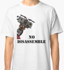 Short Circuit - No Disassemble Classic T-Shirt