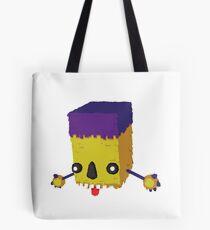 Boxy Piñatamon Tote Bag