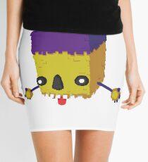 Boxy Piñatamon Mini Skirt