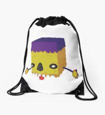 Boxy Piñatamon Drawstring Bag