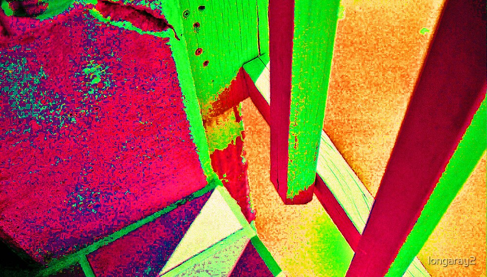 Abstract in Color by longaray2
