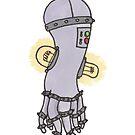 Roboticus Octopus by TakoraTakora