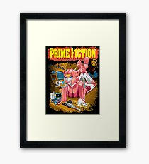 Prime Fiction Framed Print
