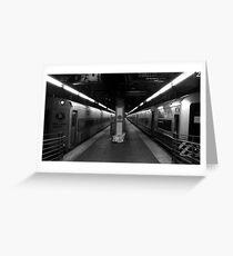 :: Urban Symmetry ::  Greeting Card