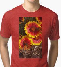 Butterflies Tri-blend T-Shirt