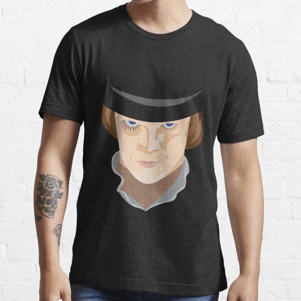 Men/'s T-Shirt Arancia Mechanics Clockwork Orange Milk plus Alex Delarge