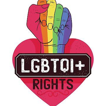 LGBTQI RIGHTS by Genier