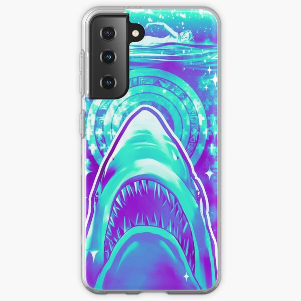 Jaws  Samsung Galaxy Soft Case