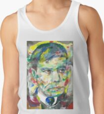 BORIS PASTERNAK - watercolor portrait.2 Tank Top