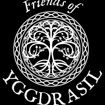Friends of Yggdrasil by moviemaniacs