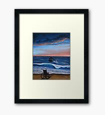 """Transformation"" Framed Print"