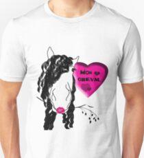J'aime mon cheval Unisex T-Shirt