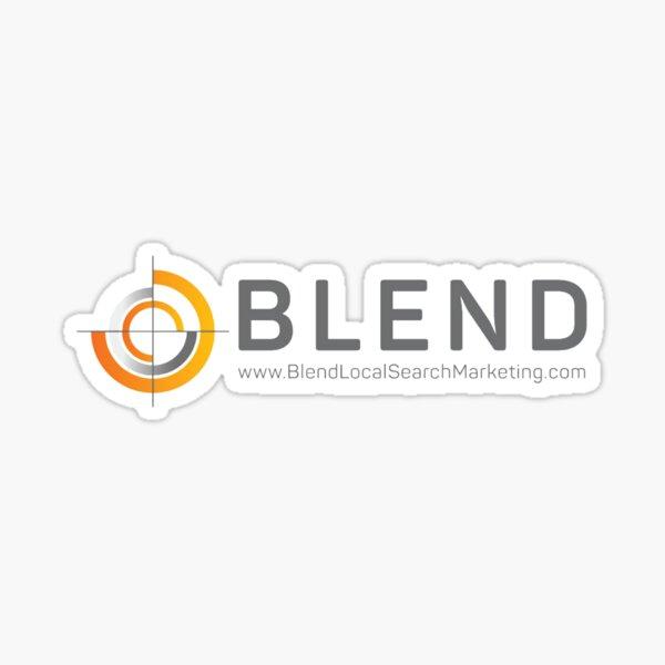 Blend Local Search Marketing Sticker