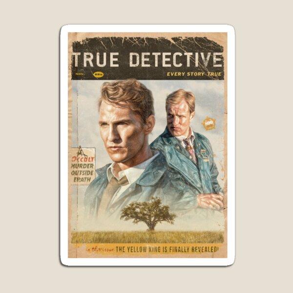 True Detective Season 1 Magnet