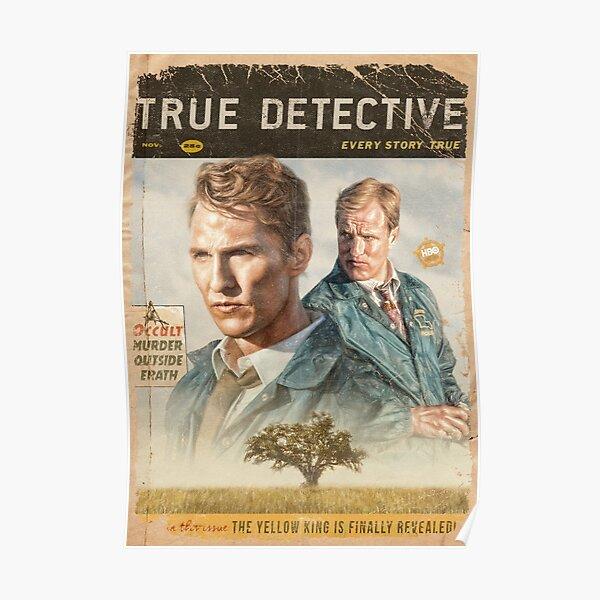 True Detective Season 1 Póster