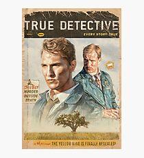 True Detective Season 1 Photographic Print