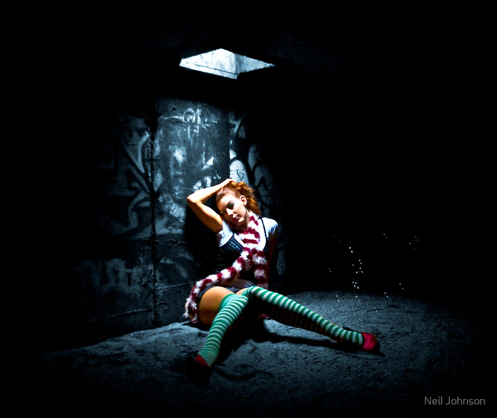 Alice in Urbanland by Neil Johnson
