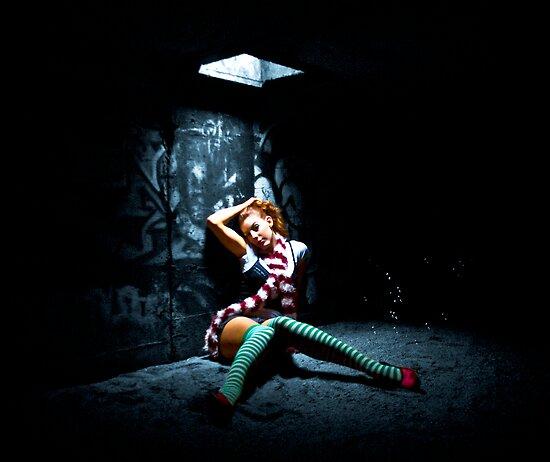 Alice in Urbanland by Neil Johnson