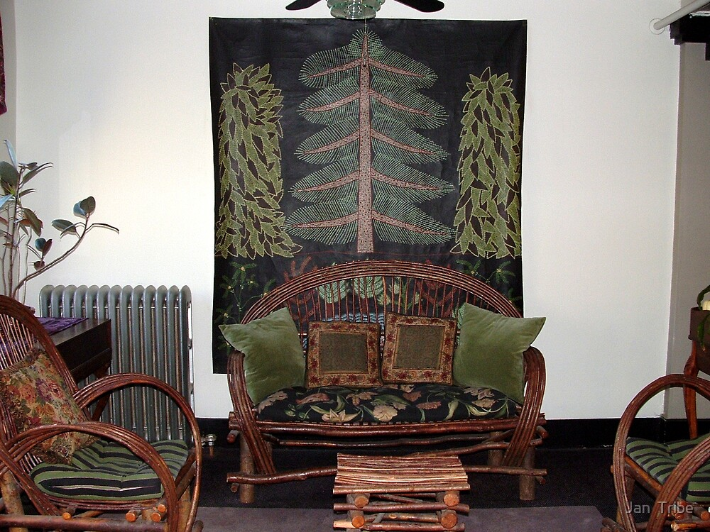Sitting Room by Jan  Tribe