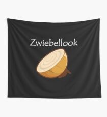 Onion look onion Wall Tapestry