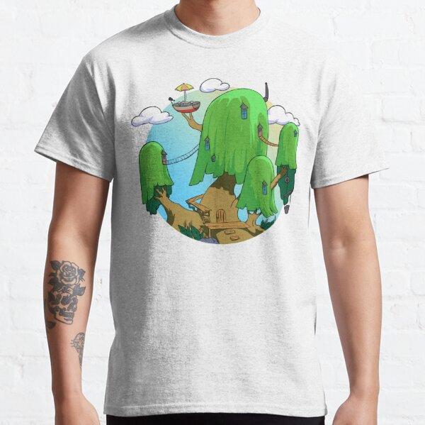 Tree house Adventure time Classic T-Shirt